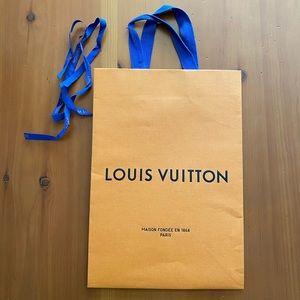 LV Shopping bag 10x14